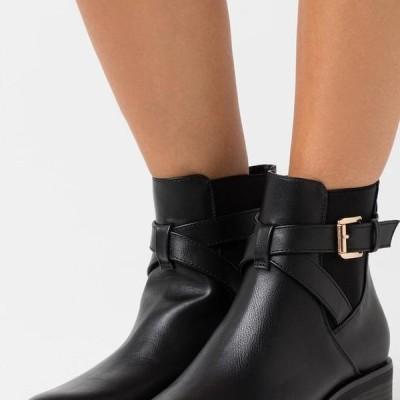 アンナフィールド レディース 靴 シューズ Classic ankle boots - black