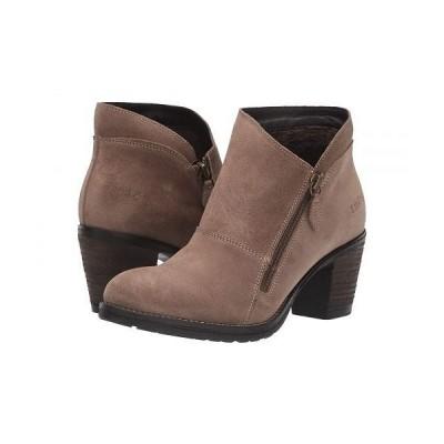 taos Footwear タオス レディース 女性用 シューズ 靴 ブーツ アンクル ショートブーツ Billie - Taupe