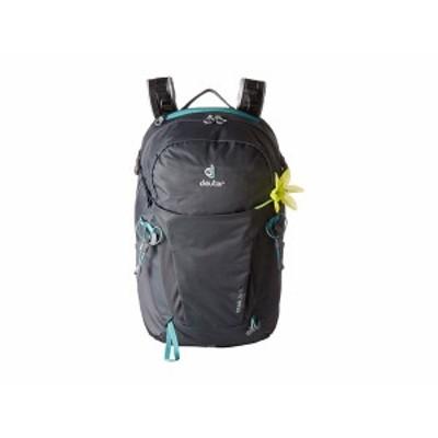ドイター レディース バックパック・リュックサック バッグ Trail 24 SL Graphite/Black