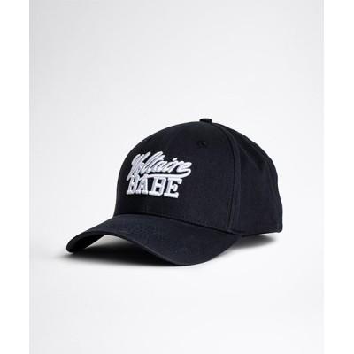 ZADIG&VOLTAIRE / KLELIA VOLTAIRE BABE WOMEN 帽子 > キャップ