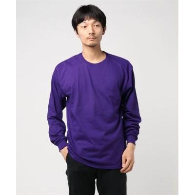 8(eight) / ウルトラコットン 6.0oz ビッグシルエット ロングTシャツ MEN トップス > Tシャツ/カットソー