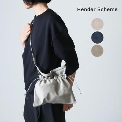 Hender Scheme (エンダースキーマ) red cross bag small / レッドクロスバッグ スモール