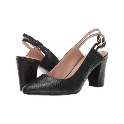 Bandolino バンドーリノ レディース 女性用 シューズ 靴 ヒール Wanda 3 - Black