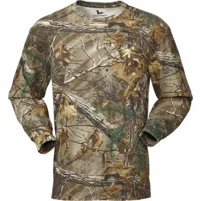 フィールドアンドストリーム Field & Stream メンズ トップス Camo Long Sleeve Shirt Realtree Xtra