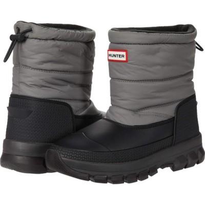 ハンター Hunter レディース ブーツ シューズ・靴 Original Insulated Snow Boot Short Mere/Black