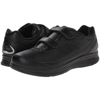 ニューバランス New Balance メンズ スニーカー シューズ・靴 Hook and Loop 577 Black