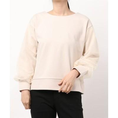 tシャツ Tシャツ 起毛カットツイルプルオーバー
