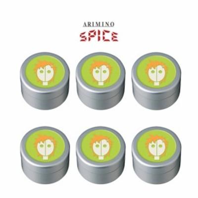 アリミノ スパイスシスターズ ハードワックス 35g 【6個セット】