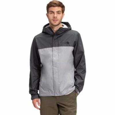 ザ ノースフェイス The North Face メンズ レインコート フード レインジャケット アウター Venture 2 Hooded Jacket Meld Grey/Asphalt