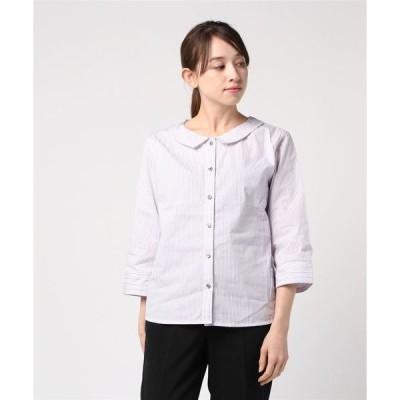 シャツ ブラウス 4WAYシャツ