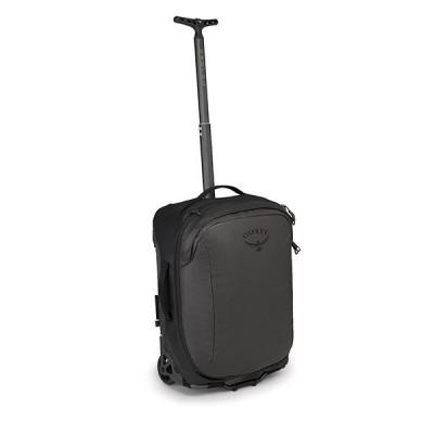 OSPREY オスプレー トランスポーター ウィールドグローバルキャリーオン/ブラック OS55131 キャリーバッグ スーツケース ファッション