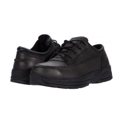Worx レディース 女性用 シューズ 靴 スニーカー 運動靴 Oxford Steel Toe - Black