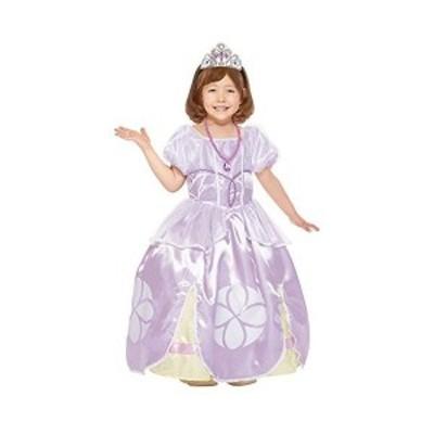 ディズニー ちいさなプリンセス ソフィア キッズコスチューム 女の子 100cm-120cm