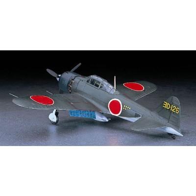 1/48 三菱 A6M5 零式艦上戦闘機 52型/52型 甲 プラモデル(再販)[ハセガワ]《07月予約》