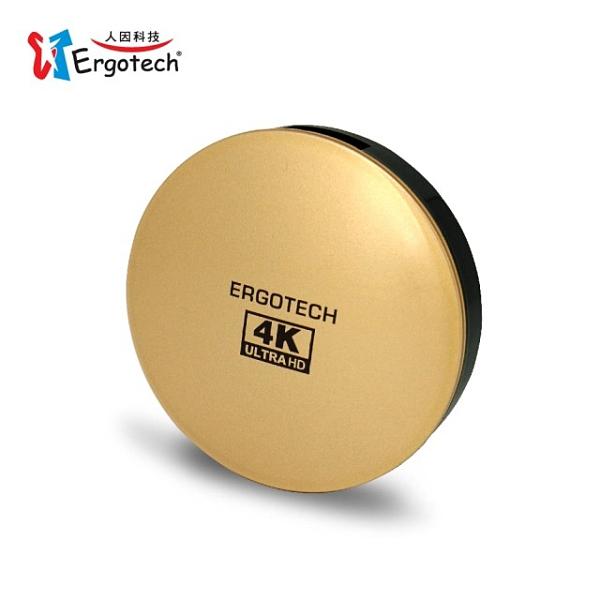 [富廉網]【Ergotech】人因 MD3090FV 4K 60Hz UHD 2.4G/5G雙模無線影音分享棒 電視棒