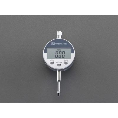 エスコ ESCO 0-12.7mm/0.01/56mm デジタルダイヤルゲージ EA725MB-30 [I110926]