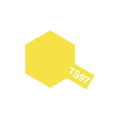 タミヤスプレー TS-97 パールイエロー