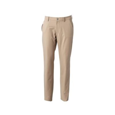 【マンシングウェア】 防風キープクリーン&360°ストレッチパンツ メンズ ベージュ系 82 Munsingwear