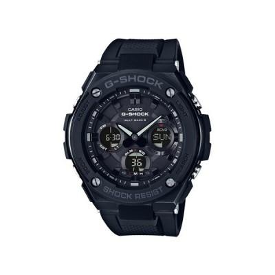 (国内正規品)CASIO(カシオ) 腕時計 GST-W100G-1BJF(GSTW100G1BJF) G-SHOCK(Gショック) メンズ タフソーラー 電波 アナデジ 樹脂バンド