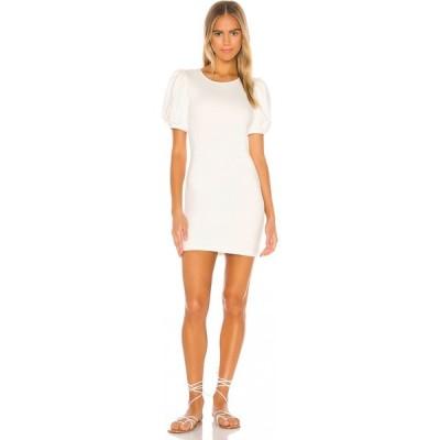 ラヴァーズフレンズ Lovers + Friends レディース ワンピース ワンピース・ドレス Clairette Dress White