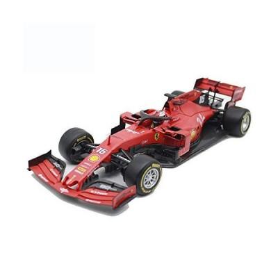 ブラーゴ ミニカー 1/18 フェラーリ F1 SF90#16 シャルル ルクレール レース スポーツカー ダイキャストカー Bburago 1/18