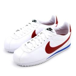 NIKE  WMNS CLASSIC CORTEZ LEATHER 經典 復古鞋 阿甘鞋 情侶鞋 807471103