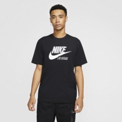ナイキ メンズ Tシャツ Nike NSW City T-Shirt 半袖 Black/White | Las Vegas