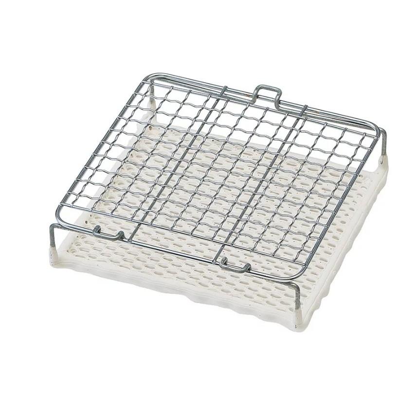 日本金網-可拆式陶瓷烤網【露營狼】