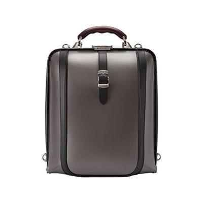 [アートフィアー] ダレスバッグ ニューダレス タッチ2 豊岡鞄 合成皮革 メンズ DS4-TO2 (シルバー 4 号 A)