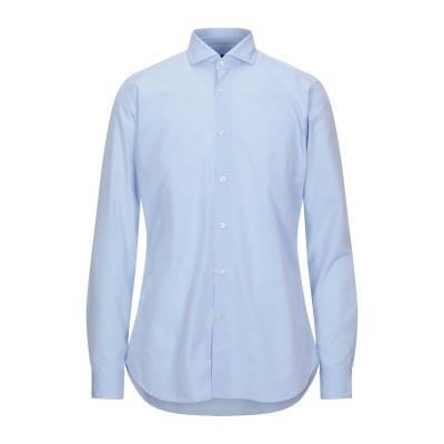 DANDI シャツ スカイブルー 41 コットン 100% シャツ