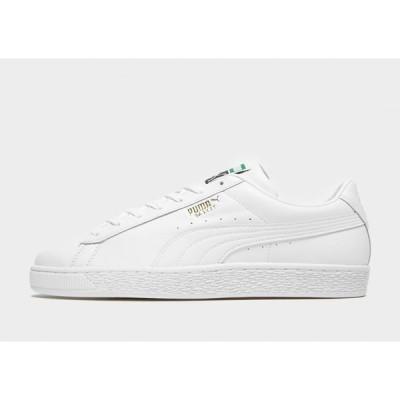 プーマ Puma メンズ スニーカー シューズ・靴 basket classic white