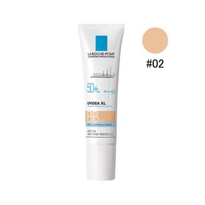 ラロッシュポゼ UVイデア XL プロテクション BBクリーム SPF50+/PA++++ 30ml #02(ナチュラル) 敏感肌用[2554][TG150] 郵便送料無料