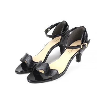 Shoe Fantasy / スカラップサンダル【日本製】 WOMEN シューズ > サンダル