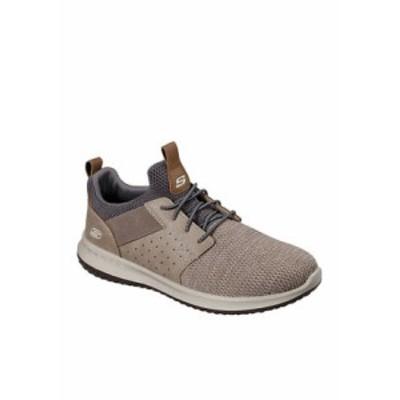 スケッチャーズ メンズ スニーカー シューズ Camben Shoes Taupe