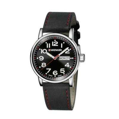 ウェンガー 腕時計 Wenger Swiss army ATTITUDE アティチュード Watch 0341.103 NEW Day and Date