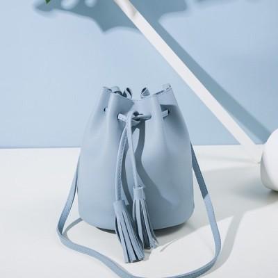 バケツ 巾着 ショルダー バッグ レディースバッグ かばん 鞄 女性用 2019 バケット メッセンジャーバッグ 選べるカラー RW2-967
