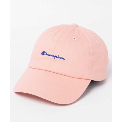 帽子 キャップ ∴WEGO/Champion ローキャップ