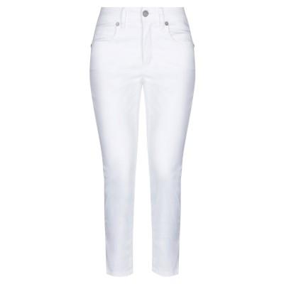 MARANI JEANS パンツ ホワイト 40 コットン 74% / ナイロン 23% / ポリウレタン 3% パンツ