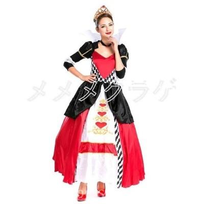 キャラクターハロウィンコスチューム女性用女王様童話COSPLAYワンピースパフォーマンス仮装変装演出用パーティーきれいね
