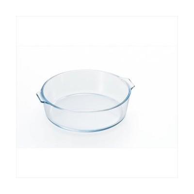 耐熱ガラス調理器 Bake Cook ベイクック ロースターラウンド M アデリア 1500ml オーブン レンジ 石塚硝子 食器 通販