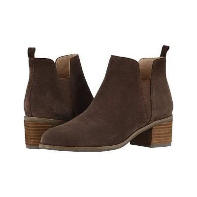 Dr. Scholl's ドクターショール レディース 女性用 シューズ 靴 ブーツ チェルシーブーツ アンクル Amara - Original Collection - Chocolate Brown Suede