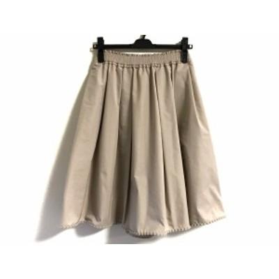コトゥー COTOO ロングスカート サイズ38 M レディース - ベージュ【還元祭対象】【中古】20200912