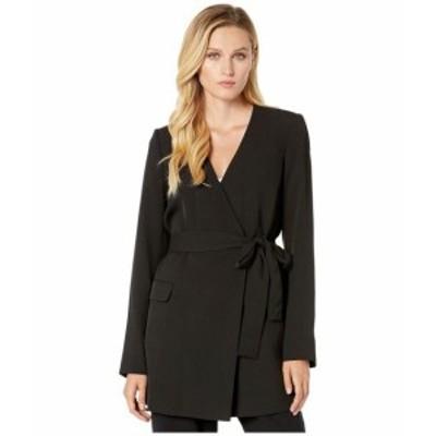 Calvin Klein カルバンクライン 服 一般 Tie Waist Soft Suiting Jacket