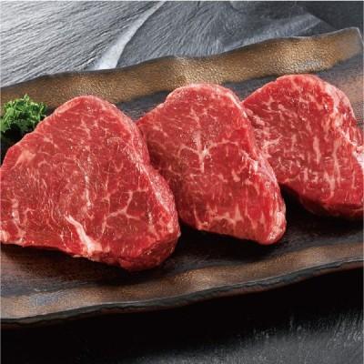 ミヤチク 宮崎牛ももステーキ200g×3 【国分】 【ヤマト運輸でお届け】