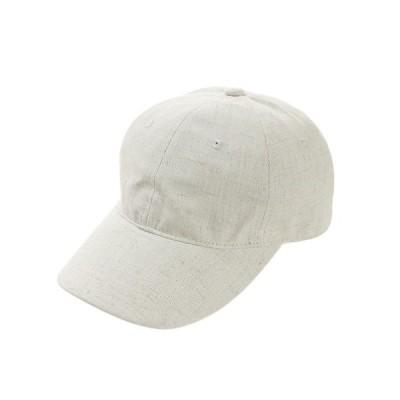エーシーピージー(ACPG) 帽子 メンズ キャップ メンズ プレーンキャップ 2 897PA9ST1647 BEG 日よけ (メンズ)