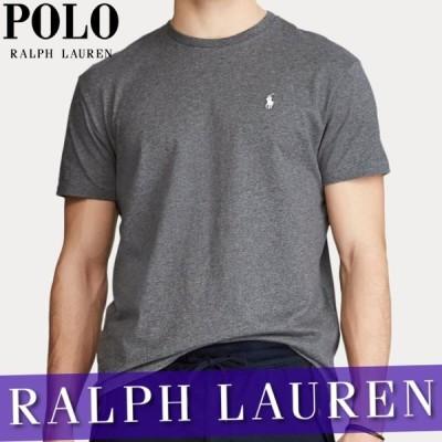 ポロ ラルフローレン 無地Tシャツ 半袖 メンズ クラシック ジャージー 刺繍ロゴ 丸首 XS〜XXL 新作 RL