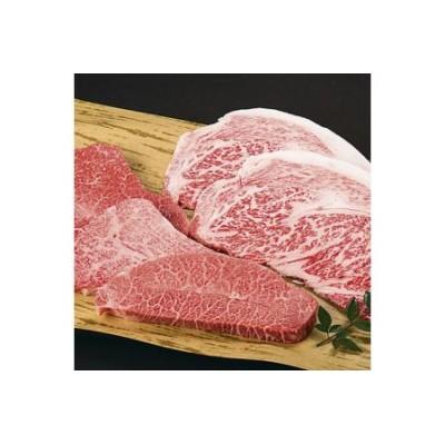鳥取和牛 特上ロースステーキと希少部位のミニステーキセット(株式会社 あかまる牛肉店)
