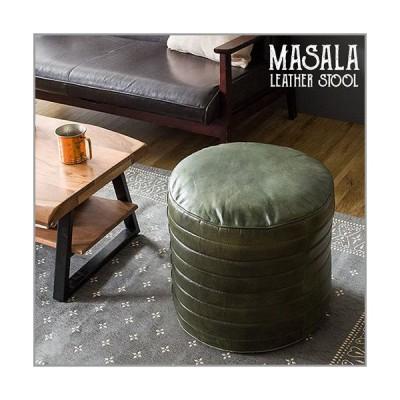 MASALA (マサラ) スツール グリーン CH-M2455-GR