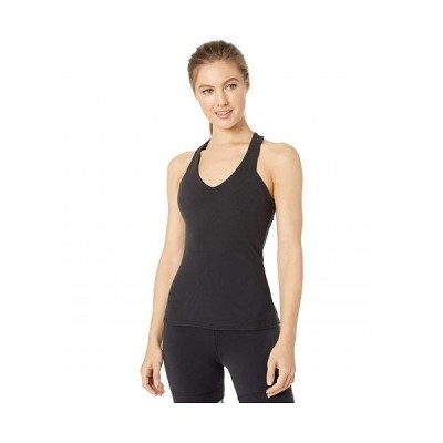 ALO エーエルオー レディース 女性用 ファッション アクティブシャツ Elevate Tank Top - Black