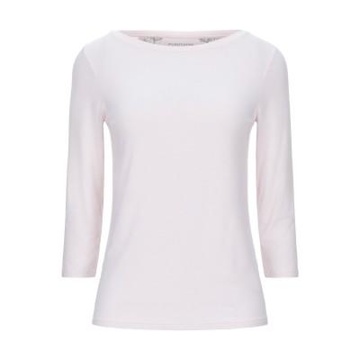 PUROTATTO T シャツ ライトピンク S レーヨン 90% / ポリウレタン 10% T シャツ